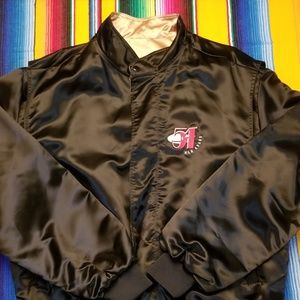 Vintag3 Studio 54 reversible jacket